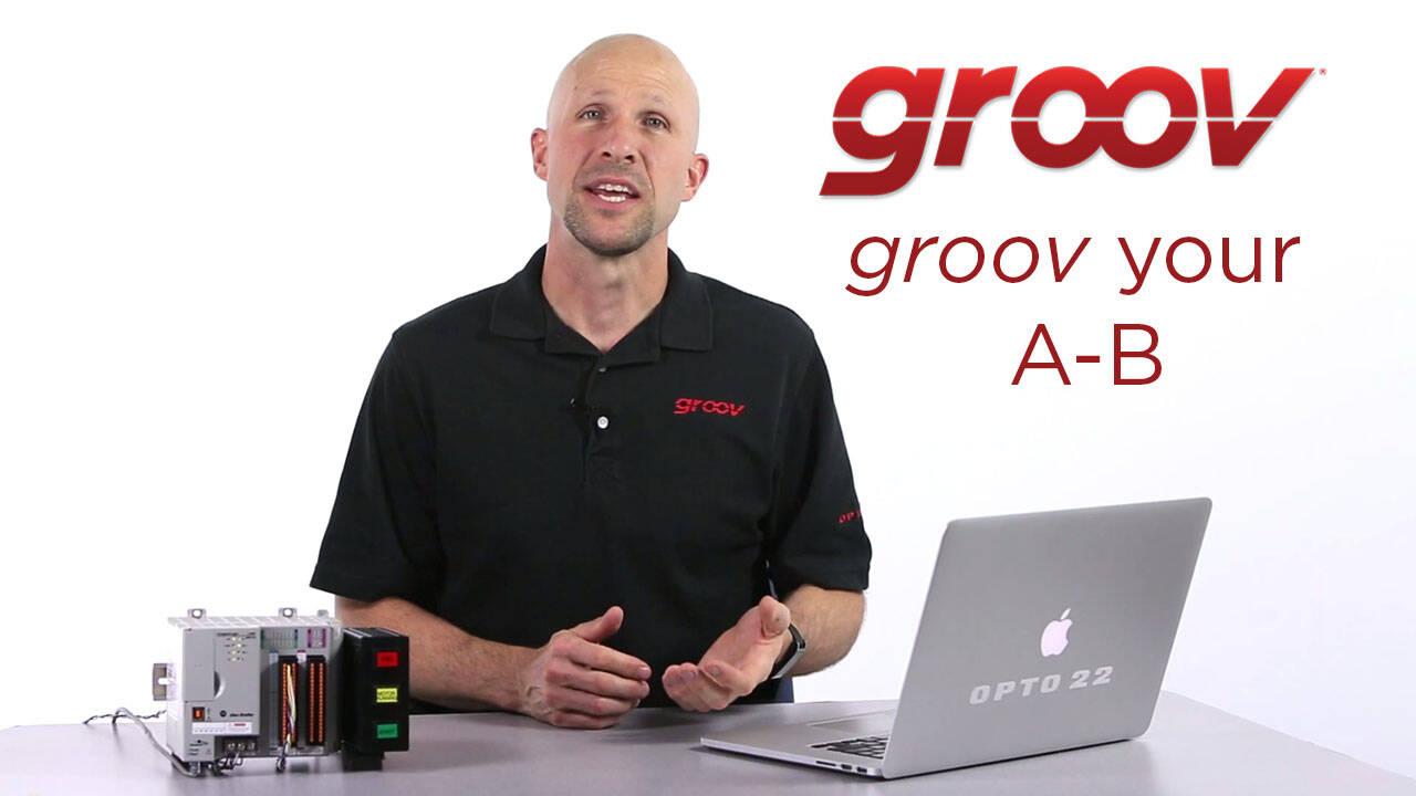groov your Allen Bradley system