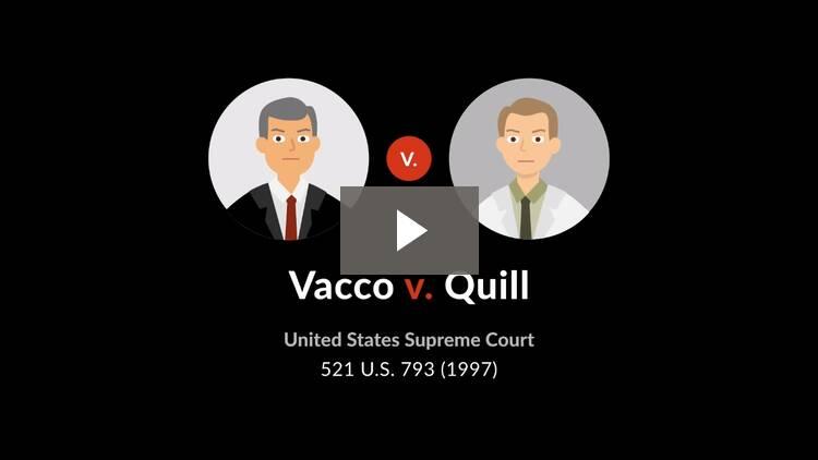 Vacco v. Quill