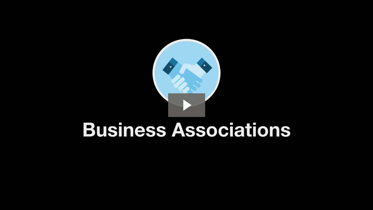 Welcome to Business Associations