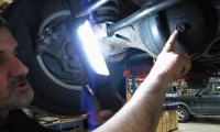 Differential, Transfer Case, & Axle Service On Discovery 2 video screen shot