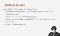Clarifying the Terms: The Rules on Mistake thumbnail