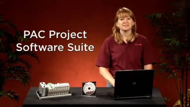 PAC Project Software Suite - OptoMinute