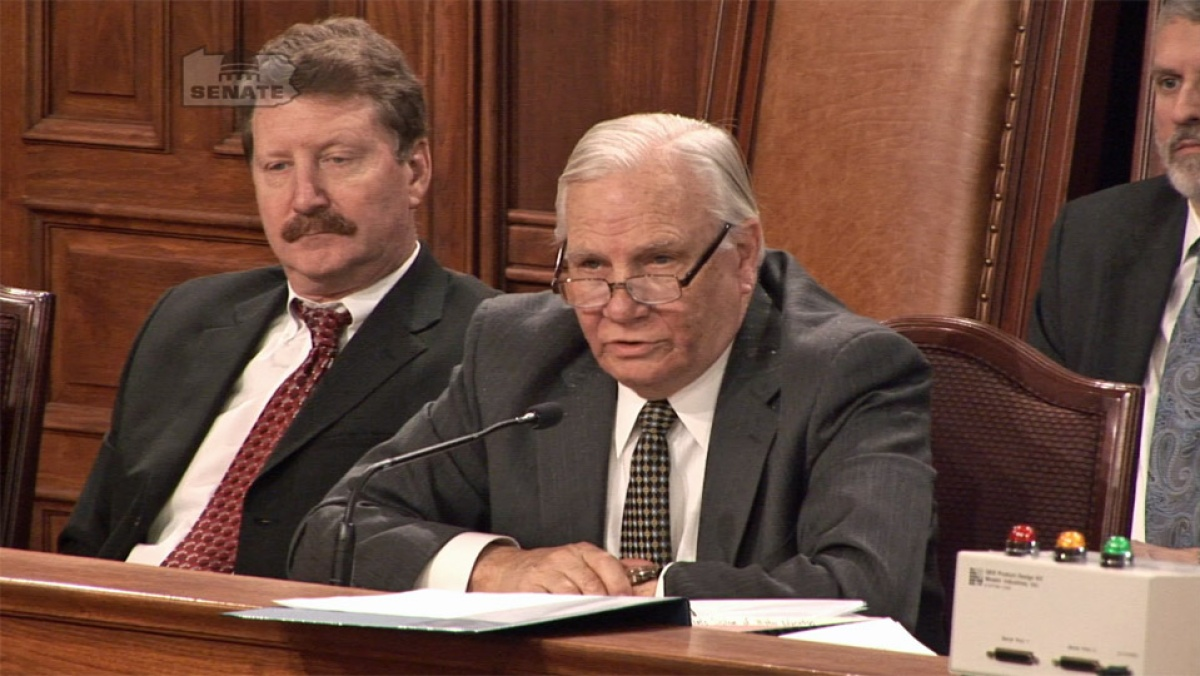 2/21/19 – Budget Hearing Q&A: State System of Higher Education