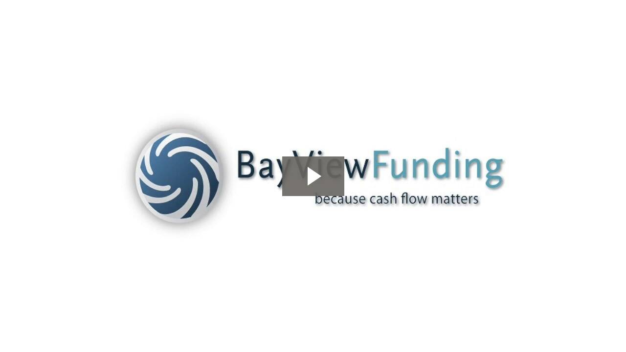 Bay View Funding video