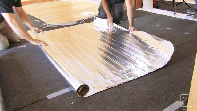 Electric In Floor Heating For Laminate Flooring
