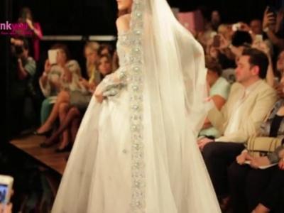 Veja os melhores momentos do Salão Casamoda Noivas 2014: dos desfiles aos vestidos de noiva e muito mais!