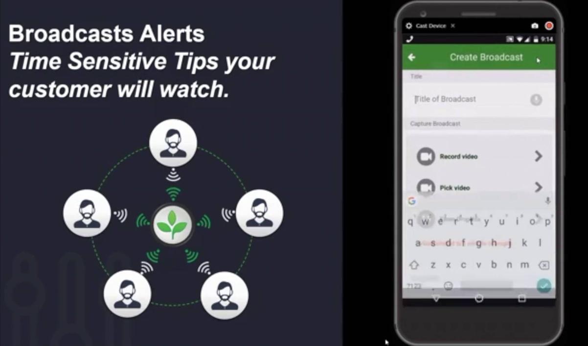 Broadcast Alerts