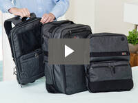 Video for Modular Carry-On Luggage System