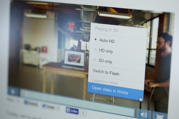 Right Click Videos to Open in Wistia