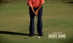 Short Game: High Lob with Spin