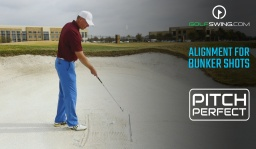 Pitch Perfect - Bunkers: Proper Alignment