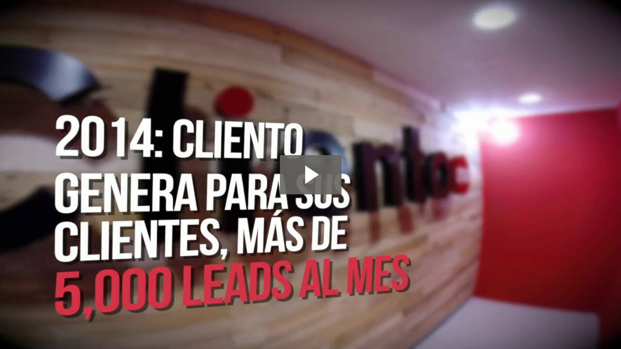Agencia de Marketing Digital - Cliento