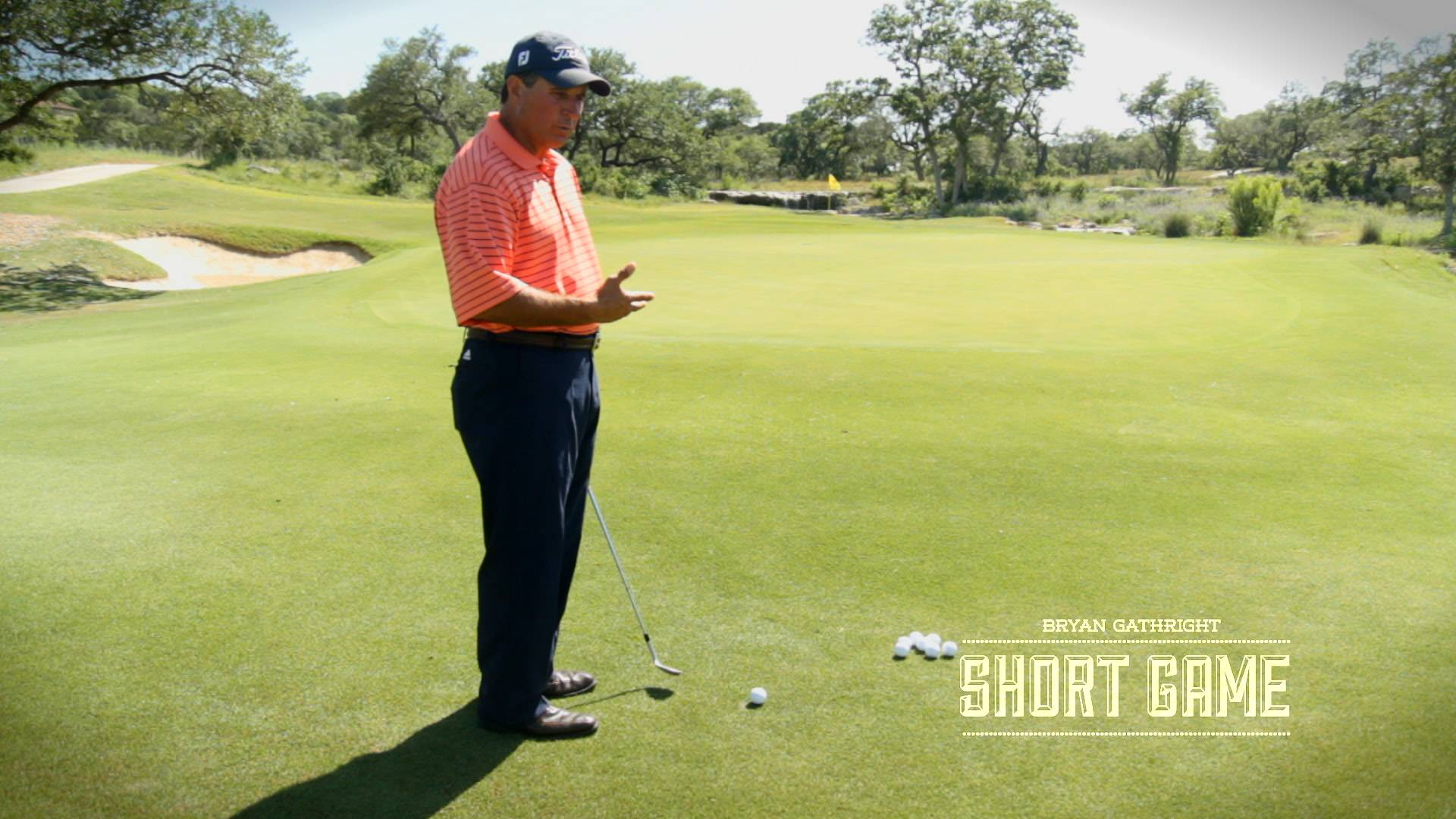 Release and Rotation is Fundamental to Good Wedge Shots
