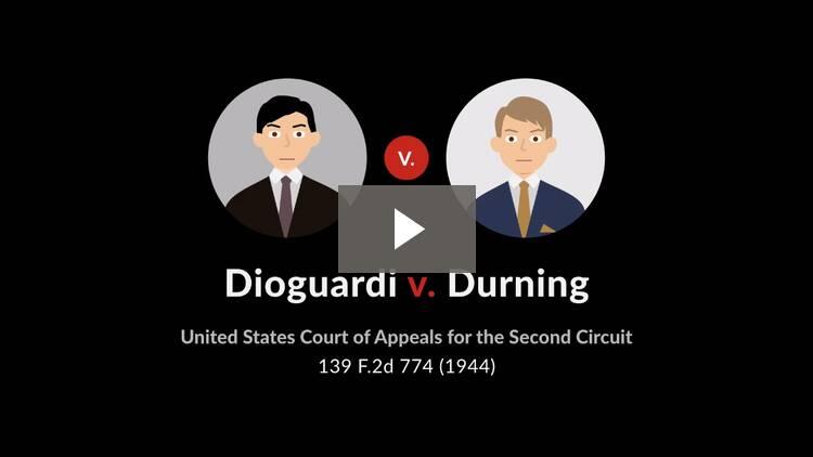 Dioguardi v. Durning