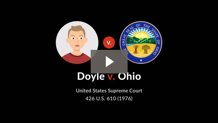 Doyle v. Ohio