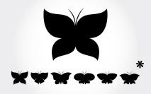 Efeito Borboleta 02 - Desenhando formas simétricas