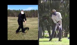 Execute Proper Golf Shaft Lean Like Brad Faxon