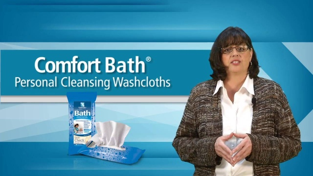 used both ppt ae barrier incontinence and innovative an approach comfort shield care bath comforter slide to cloths