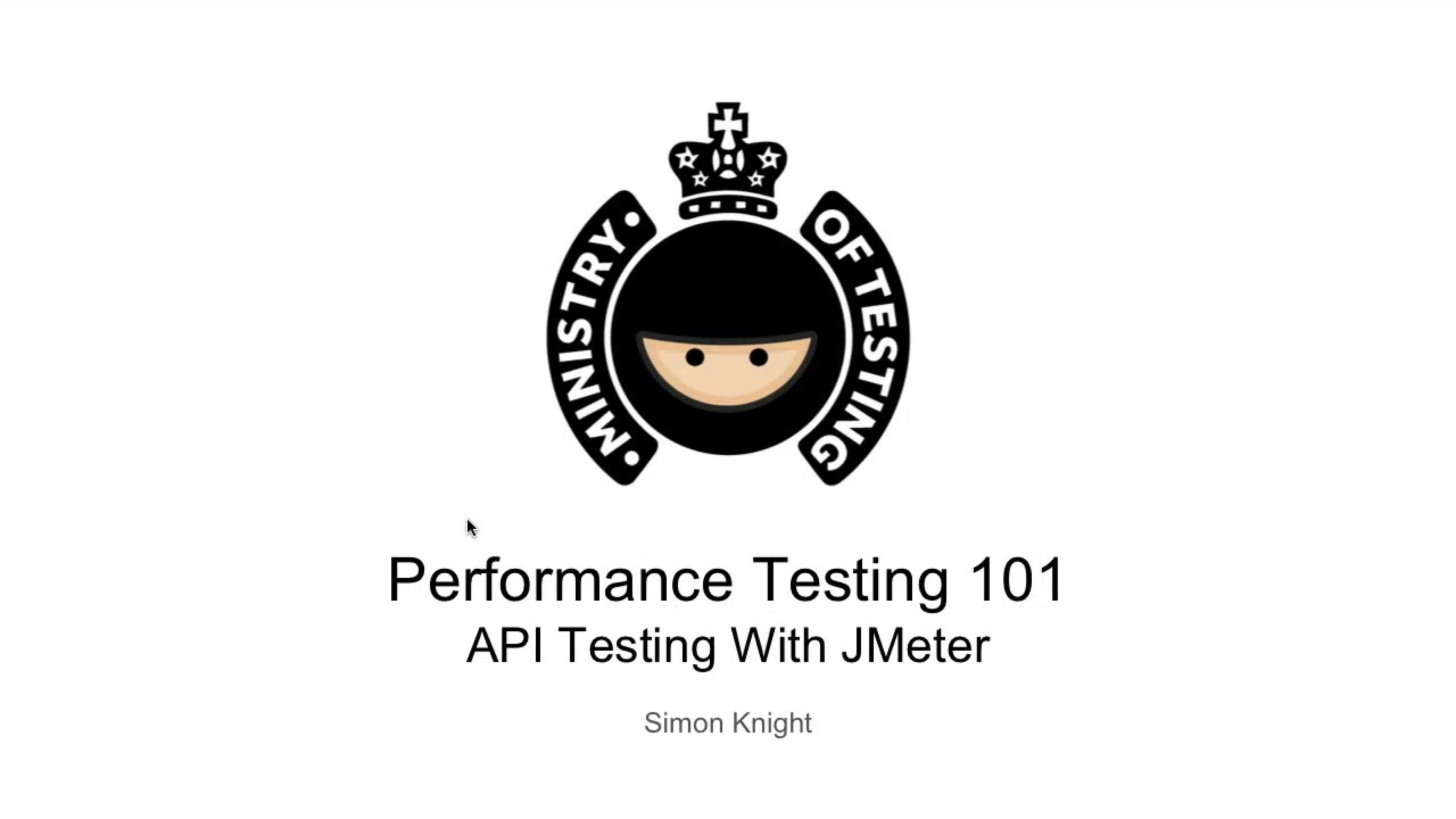 API Testing With JMeter