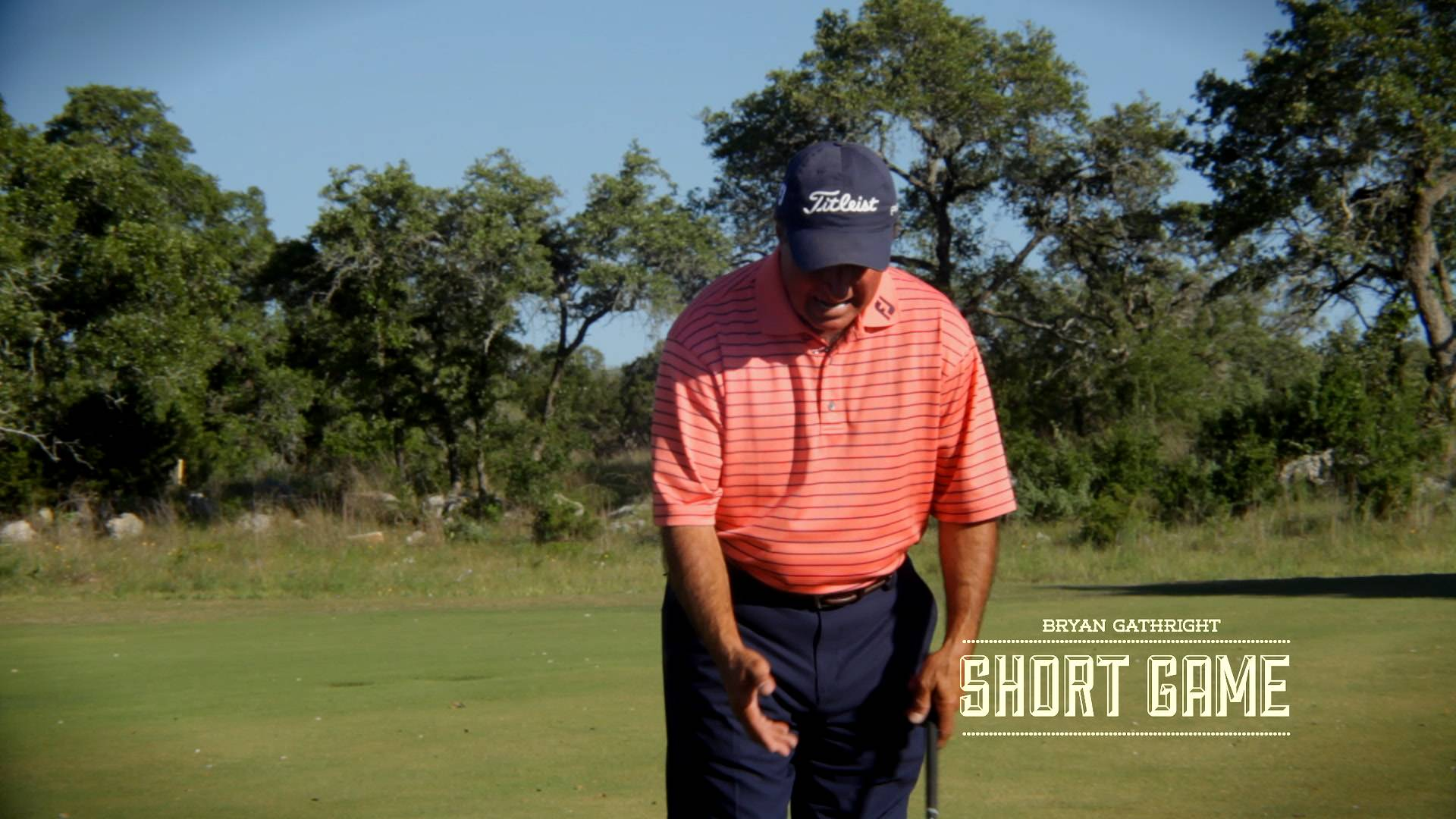 Let Your Eyes Determine Your Short Game Shot Type