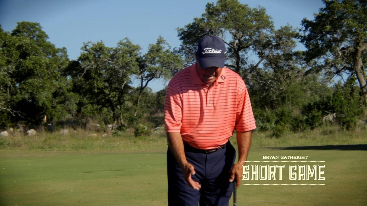 Short Game: Determine Your Short Game Shot Type