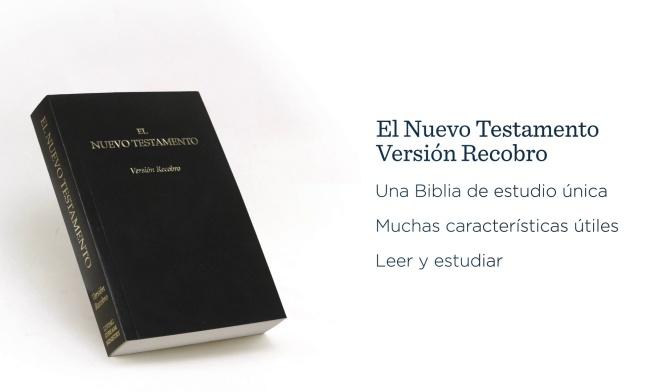 Una Biblia gratuita: el Nuevo Testamento Versión Recobro