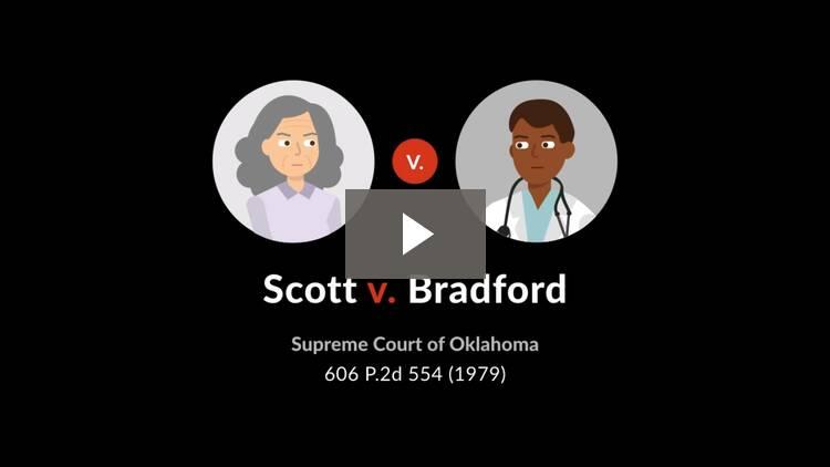 Scott v. Bradford