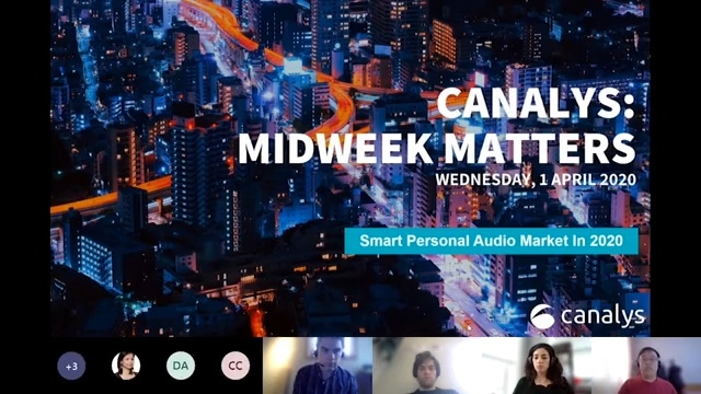 Midweek Matters videocast: Part two - Hearables market in 2020
