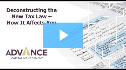 Deconstructing the New Tax Law