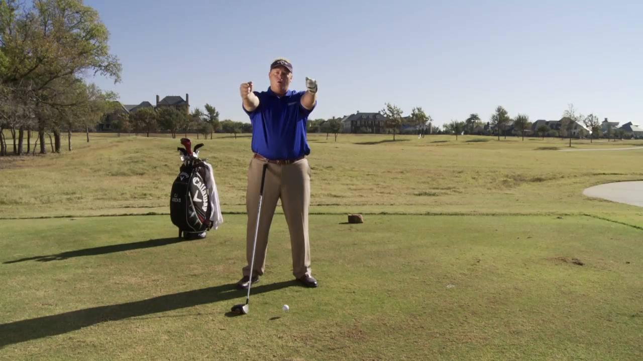 Fade the Golf Ball Properly