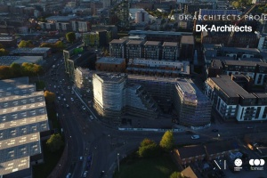 X1 The Plaza - Drone Footage - November 2018