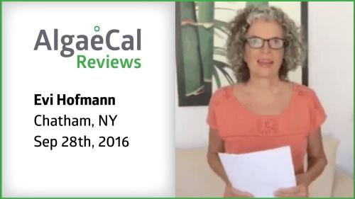 Testimonial thumbnail portrait of Evi Hofmann