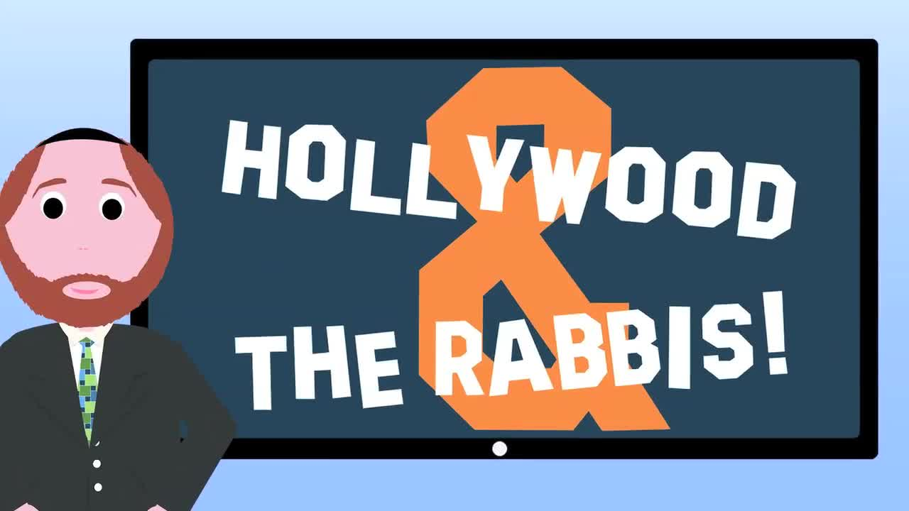 Hollywood and the Rabbis