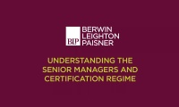 Still image from 'Understanding the Senior Managers and Certification Regime' video