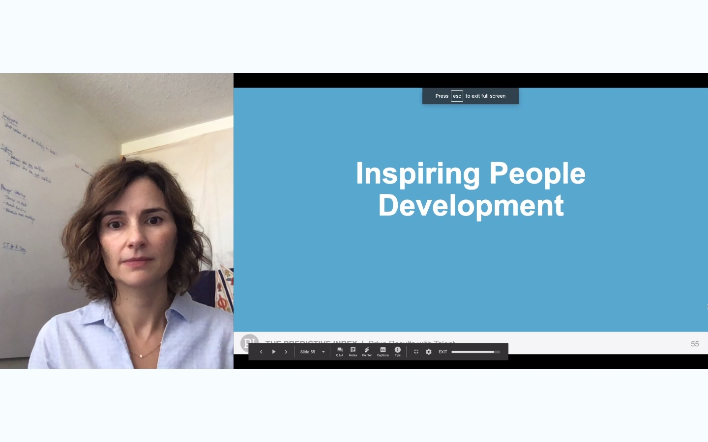 Drive Results with Talent Workshop - 7. Inspiring People Development