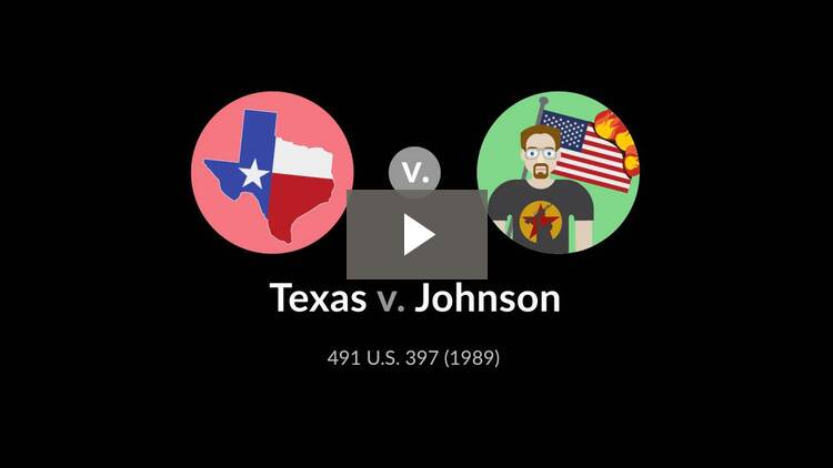 Texas v. Johnson