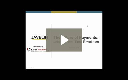JAVELIN - Future of Faster Payments Webinar
