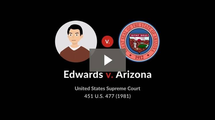 Edwards v. Arizona