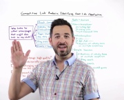 Moz Academy - Link Building - Competitive Link Analysis - Identifying Great Link Opportunities