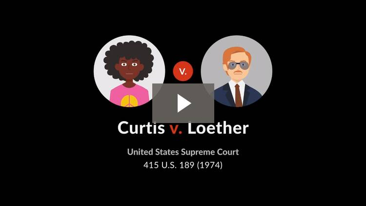 Curtis v. Loether