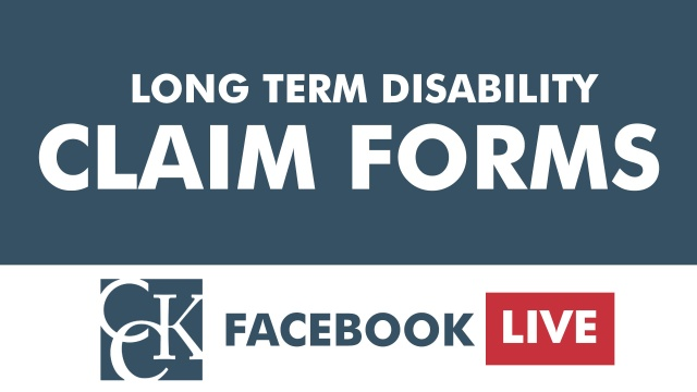 Long-Term Disability (LTD) Claim & Update Forms