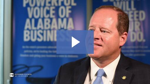 BCA's Two Minute Tuesday with Sen. Cam War, R-Alabaster