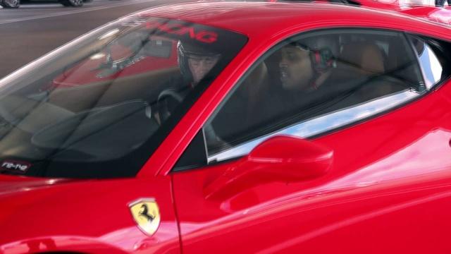 Race A Ferrari In Las Vegas Drive A Ferrari In Vegas