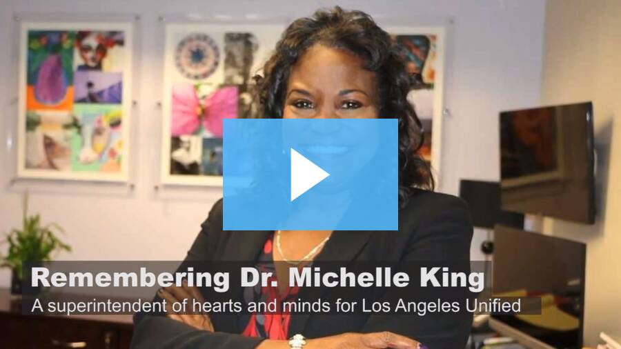 Remembering Dr. Michelle King