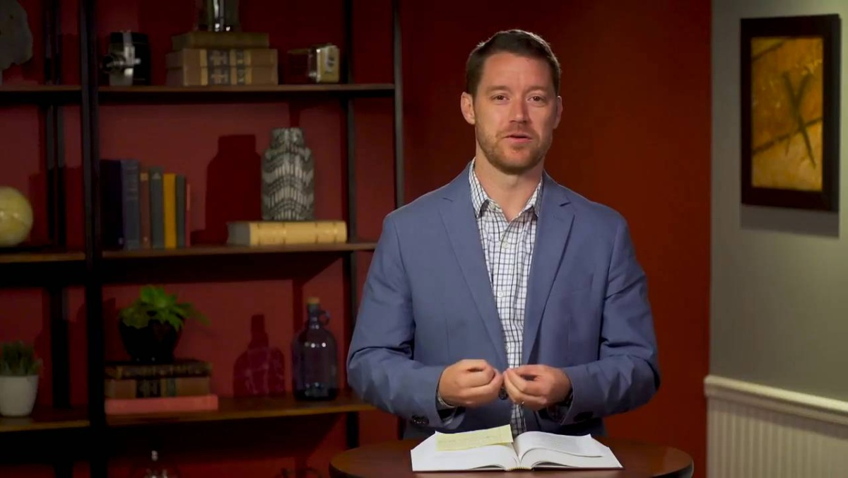 Apologetics at the Cross Online Course Intro Video