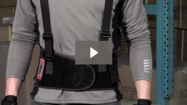 Ergodyne Product Video - ProFlex<sup>®</sup> 1051 Mesh Back Support Brace