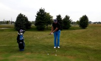 Avoid Tension in Your Short Game Shots for Best Results