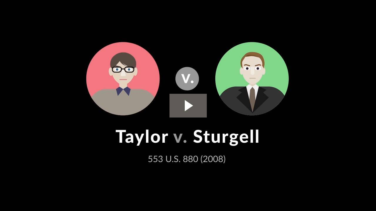 Taylor v. Sturgell