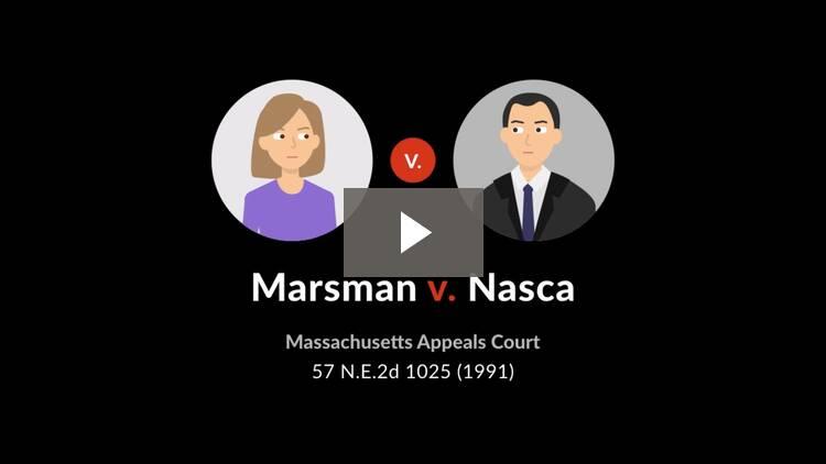 Marsman v. Nasca