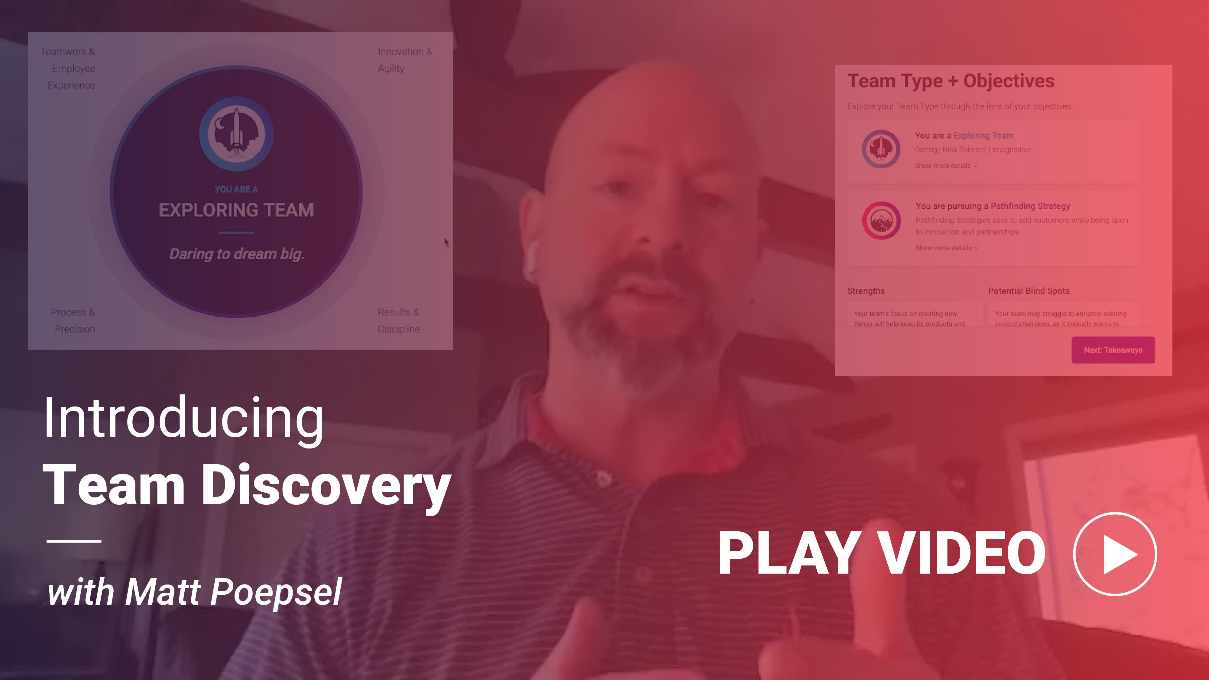 Matt Poepsel - Team Discovery Tour